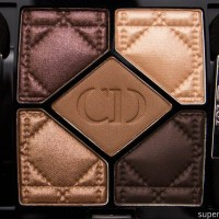 "Dior 5-Colour Eyeshadow in #796 ""Cuir Cannage"""