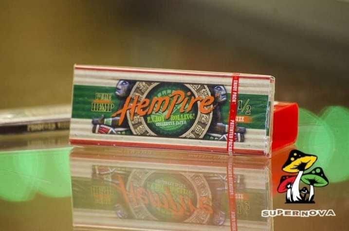 Supernova Smoke Shop Rolling Paper Selection