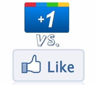 war between facebook and google plus