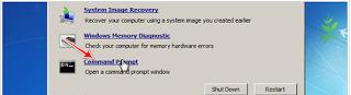 Reset windows 7 password