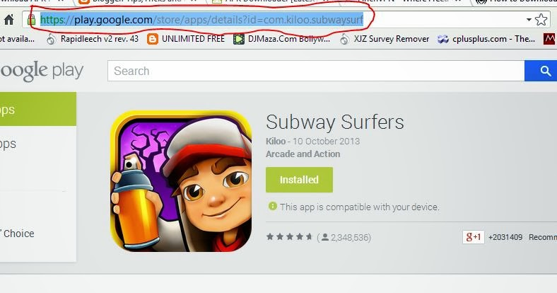 google play subway surfers