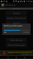backup messages with super backup