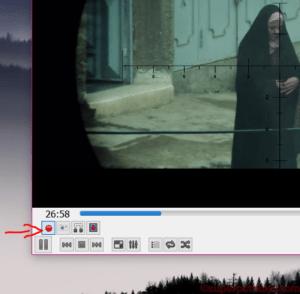 cut videos using VLC player