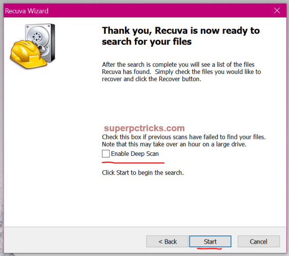 recover deleted files windows 10 windows 7