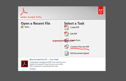 make scanned pdf text searchable