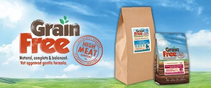 Superpet Grain Free