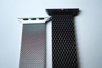 Monowear Black Mesh Band 09