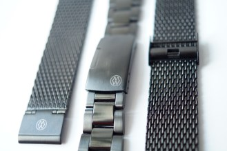 Monowear Black Mesh Band 11