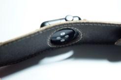 BuonGustoItaliano Handmade Leather Cuff Apple Watch Band 06