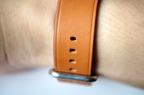 hoco new classic buckle saddle brown 33