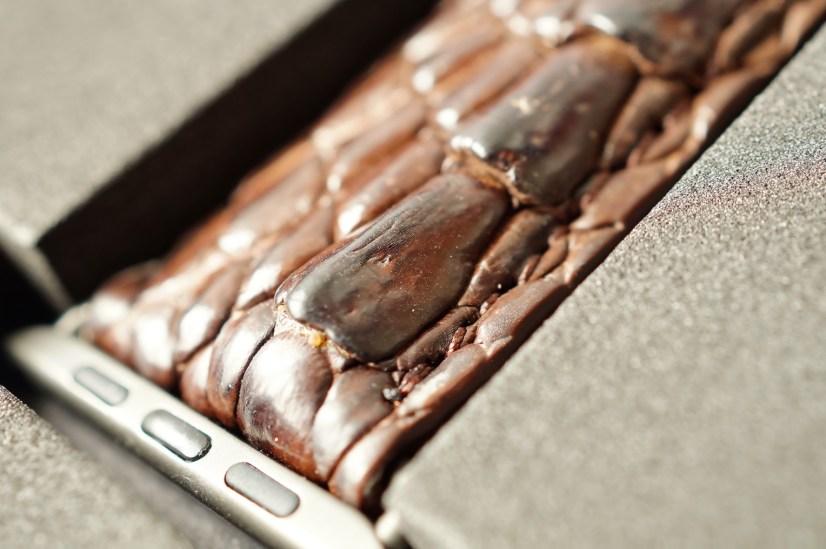 Mintapple Genuine Crocodile Apple Watch Strap 02