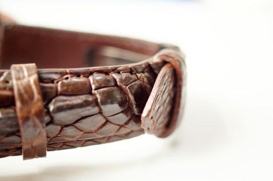 Mintapple Genuine Crocodile Apple Watch Strap 13