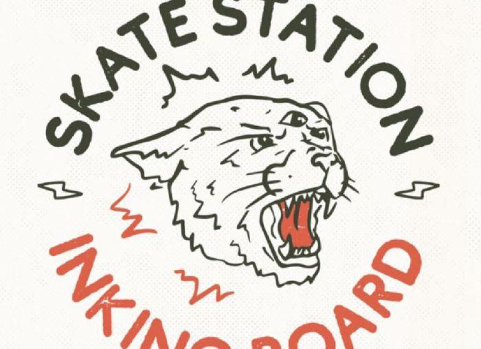 Skate Station#2 – Inking Board | 11 – 26 janvier