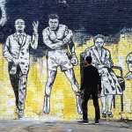 Combo Culture Kidnapper: Pop culture at the service of committed Street-art