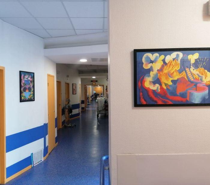 Hôpital de la Croix-Rousse —  2021