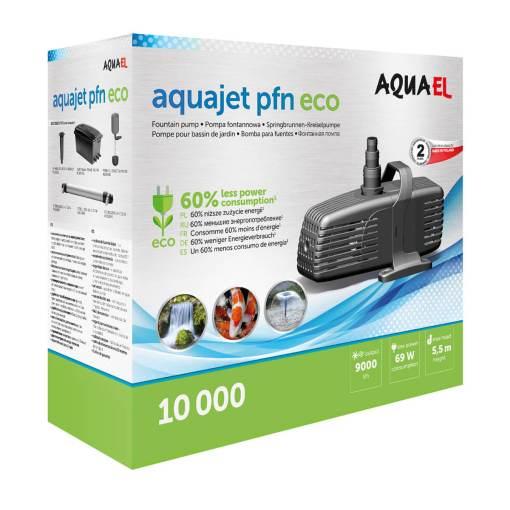 Fontanna ogrodowa do oczka wodnego i kaskady PFN-ECO-10000 Aquael