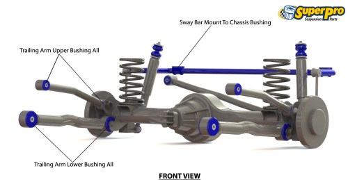 small resolution of rear suspension diagram for toyota 4 runner 2002 2009 grn210 215 4x4