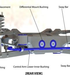 jaguar xj6 rear suspension diagram [ 1680 x 873 Pixel ]
