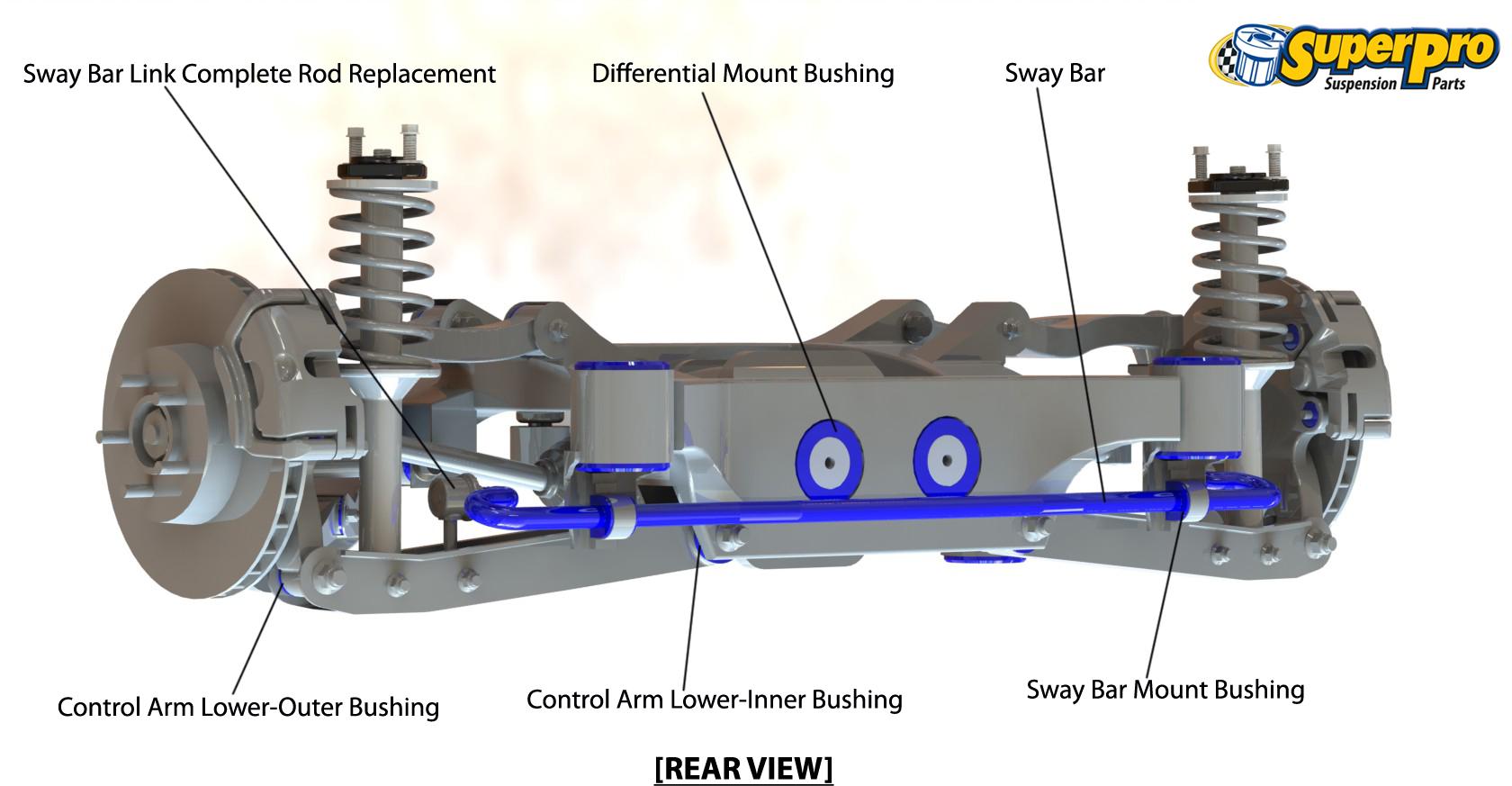 hight resolution of jaguar xj6 rear suspension diagram