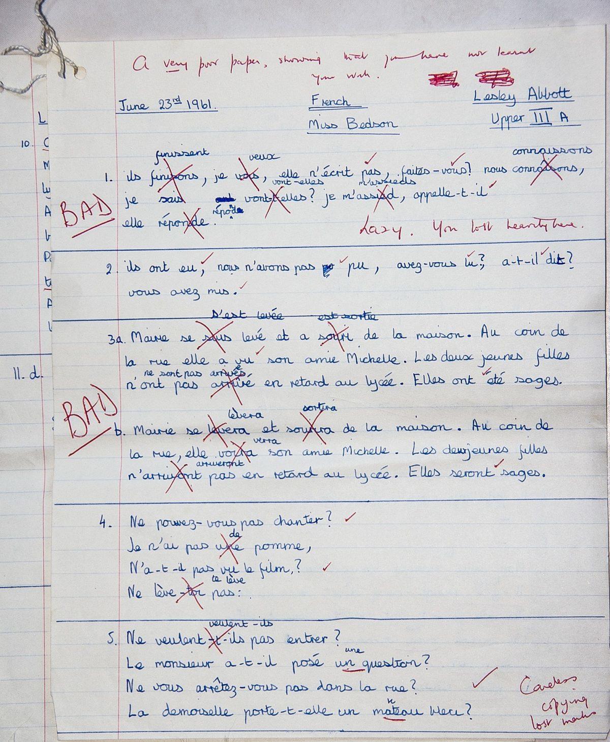Comment Avoir Des Bonnes Notes : comment, avoir, bonnes, notes, Sujet, Devoir, Maison, Phénomènes, Périodiques