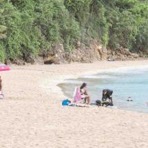 Reportan 19 playas no aptas para bañistas