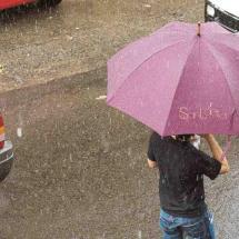 Se esperan lluvias para hoy en la Isla