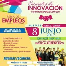 Feria de Empleos 8 de junio 2017