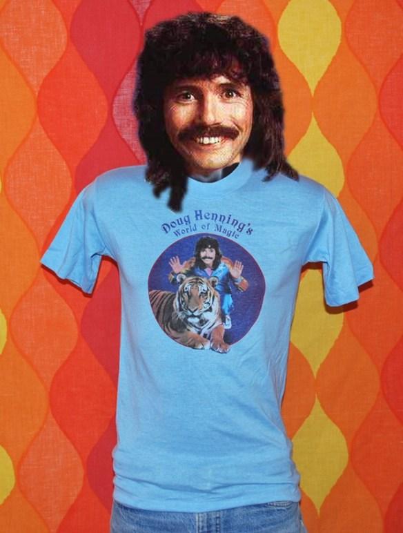 Perfectly 70s Magic Doug Henning  SuperRadNow
