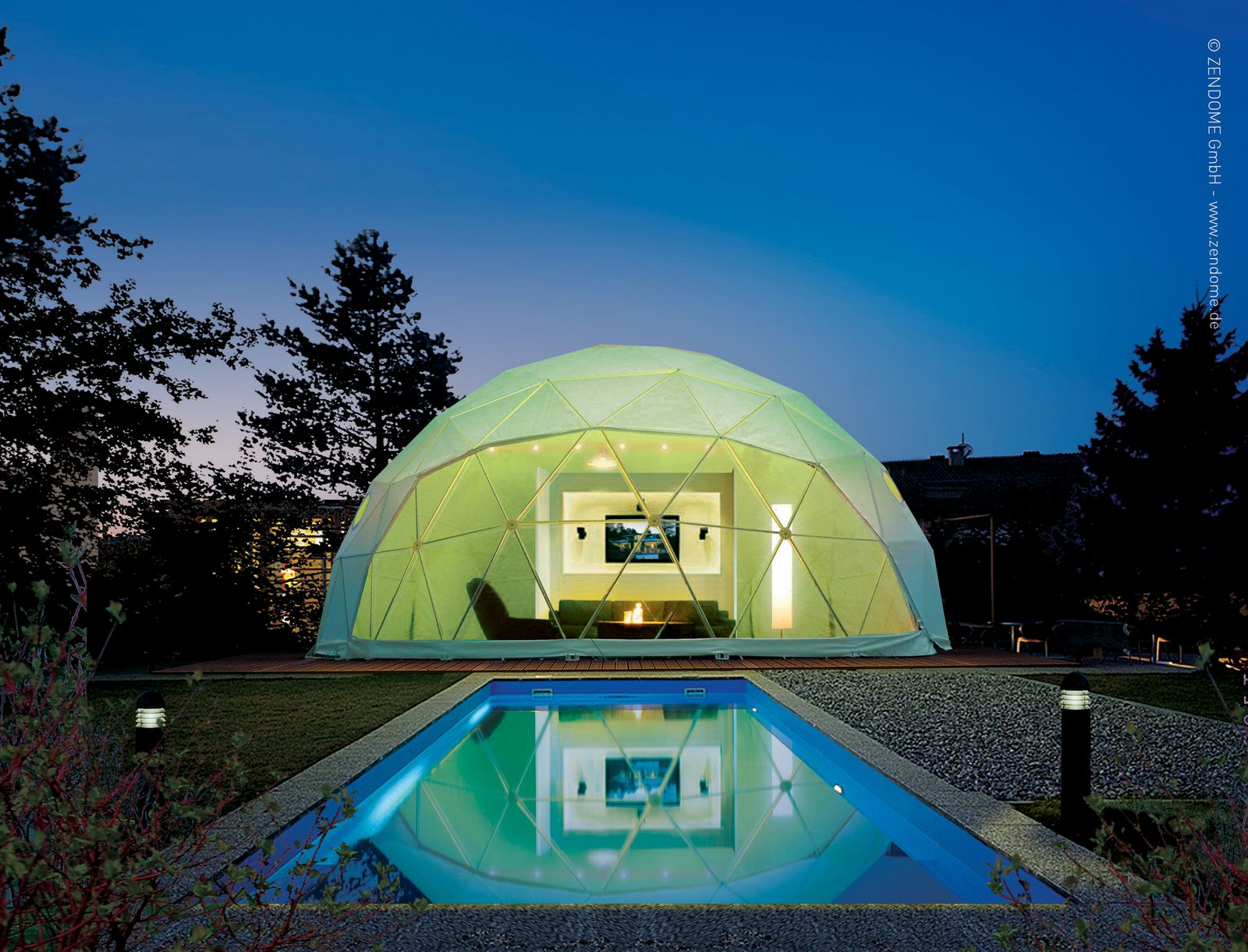 Geodesic dome  SuperRadNow