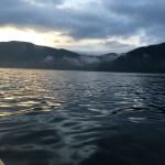 琵琶湖 出撃