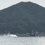 最新潜水艦 せきりゅう