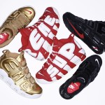 Supreme /Nike Air More Uptempo