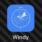 WINDY アプリ