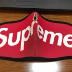Supreme Neoprene Facemaskを補修