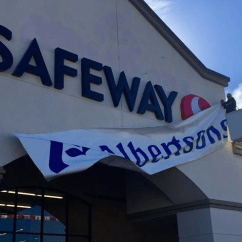 Kitchen Stores Denver Ge Albertsons Become Safeway - Super