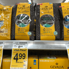 Glad Kitchen Bags Grill Top Gevalia Coffee Just $4.99 And K-cup Pods For $4.74 At ...