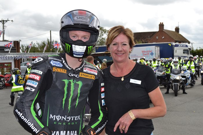 Gail and Bradley Smith photo