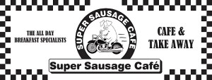 Super sausage header logo