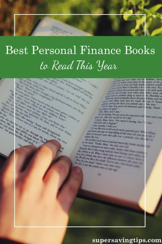 Best Personal Finance Books To Read This Year Super