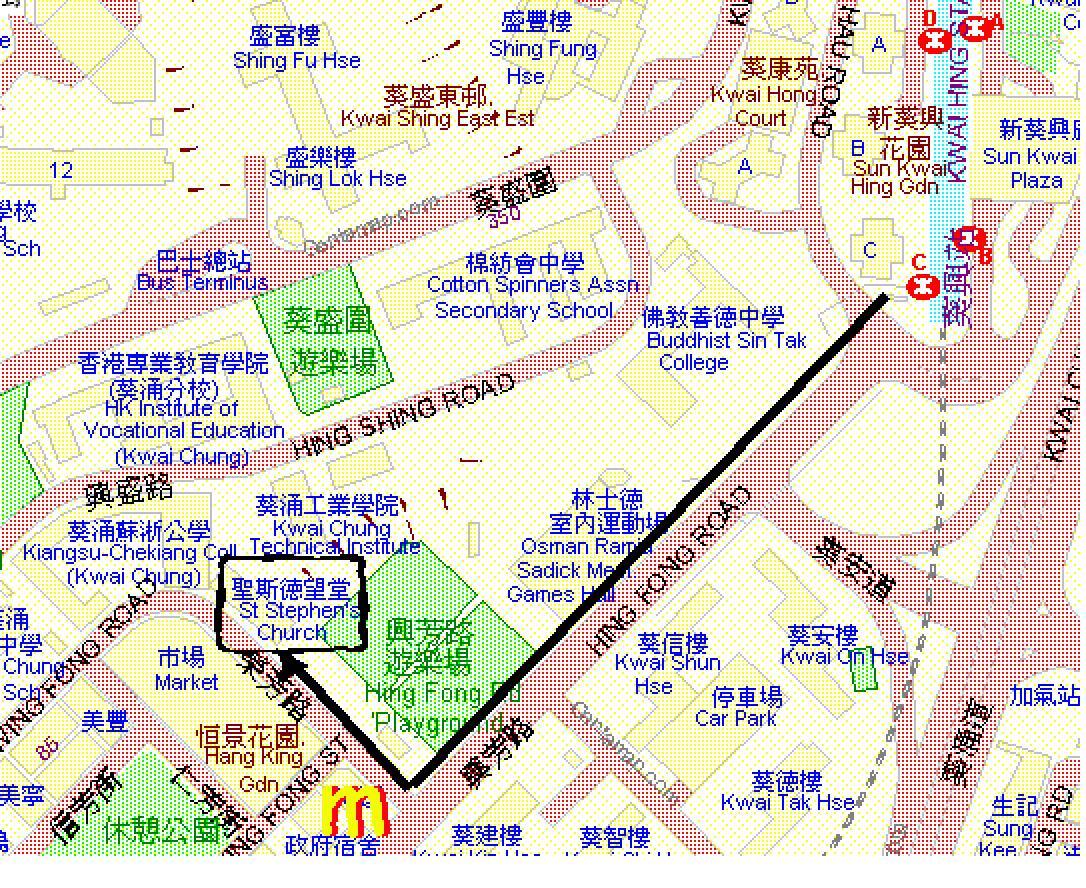場地地圖 | 居小音樂會Weblog