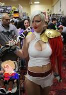 Post Apoc Power Girl