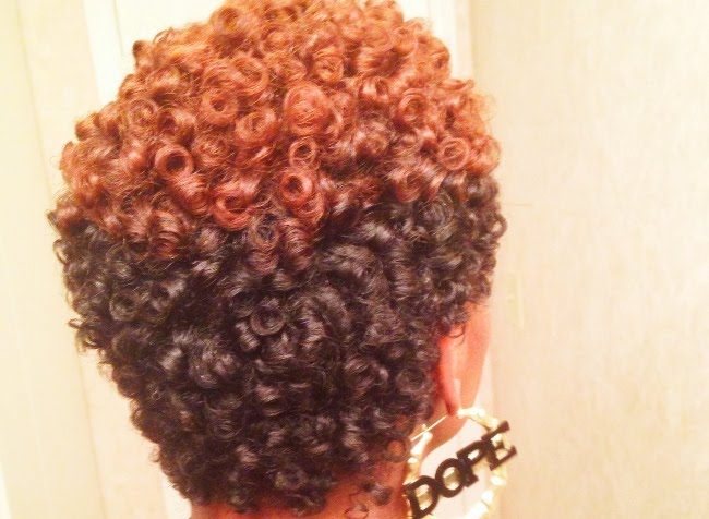 5 Natural Hairstyles For Twa S And Shorter Hair Superselected
