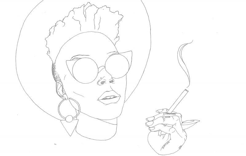 Atlanta Artist Makeda Lewis Creates 'Avie's Dreams: An