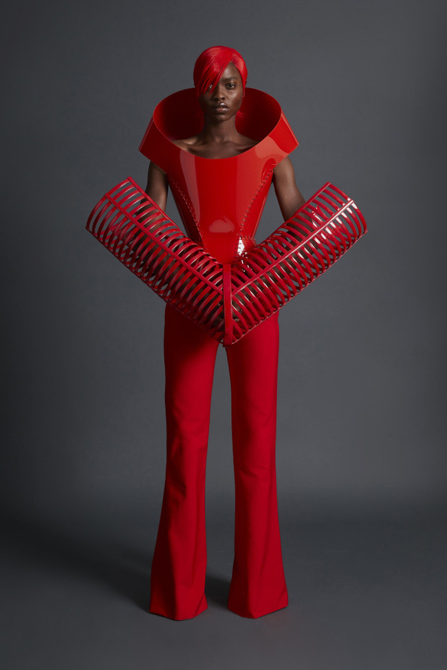 Collections Gareth Pugh Spring 2018 SUPERSELECTED