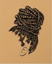 affordable art. 'crown' gerrel