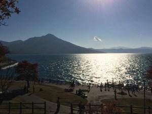 Lake Shikotsuko