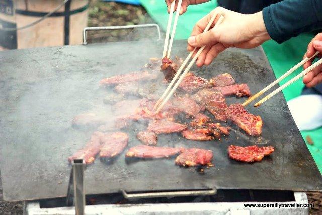 barbecue Maruyama Koen