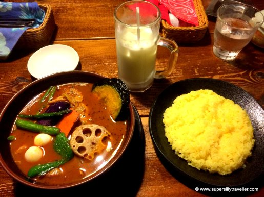 Soup Curry Ramai