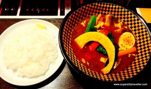 Soup Curry Tatsuki