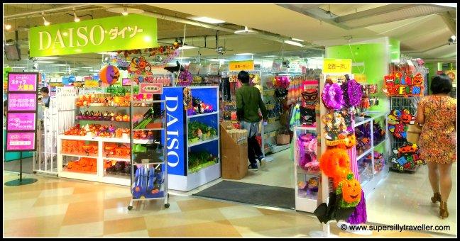 100 Yen Store Japan